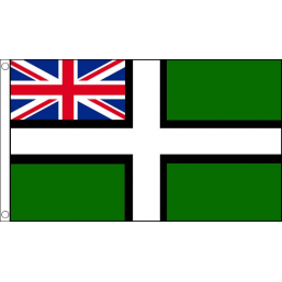 Devon Ensign Flag - British Military Flags - United Flags And Flagstaffs
