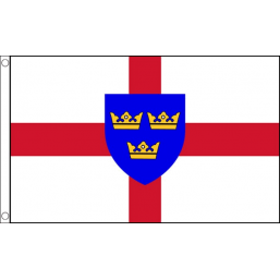 East Anglia - British Counties & Regional Flags Flags - United Flags And Flagstaffs