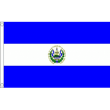 El Salvador (State) National Flag - Budget 5 x 3 feet Flags - United Flags And Flagstaffs