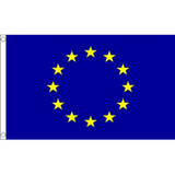 European Union - World Organisation Flags