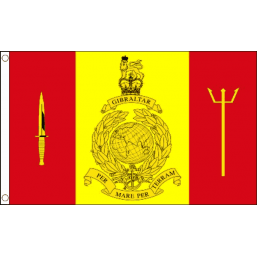 Fleet Protection Group Royal Marines Flag - British Military