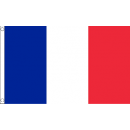 France National Flag - Budget 5 x 3 feet Flags - United Flags And Flagstaffs