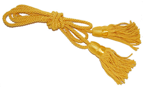 Ceremonial Accessories - Gold Tassel