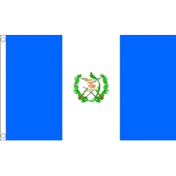 Guatemala National Flag - Budget 5 x 3 feet Flags - United Flags And Flagstaffs