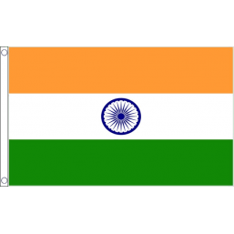 India National Flag - Budget 5 x 3 feet