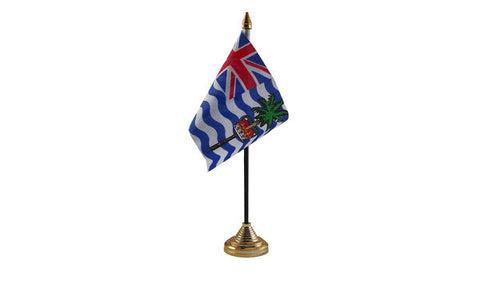 Indian Ocean Territories Table Flag Flags - United Flags And Flagstaffs