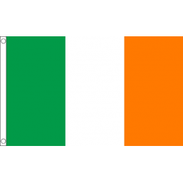 Ireland National Flag - Budget 5 x 3 feet