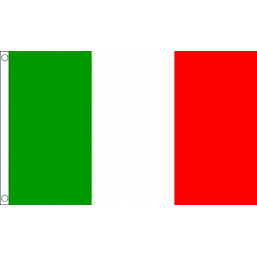 Italy National Flag - Budget 5 x 3 feet Flags - United Flags And Flagstaffs