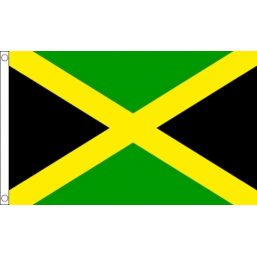 Jamacia National Flag - Budget 5 x 3 feet