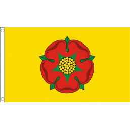 Lancashire - British Counties & Regional Flags