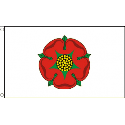 Lancashire (old) - British Counties & Regional Flags