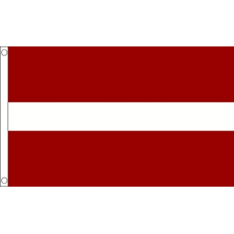 Latvia National Flag - Budget 5 x 3 feet