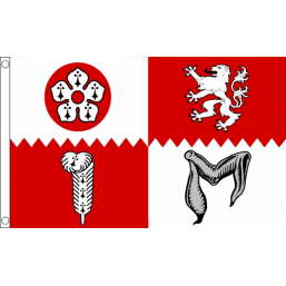 Leicestershire - British Counties & Regional Flags