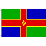 Lincolnshire - British Counties & Regional Flags