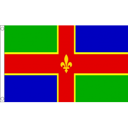 Lincolnshire - British Counties & Regional Flags Flags - United Flags And Flagstaffs