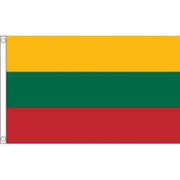 Lithuania National Flag - Budget 5 x 3 feet