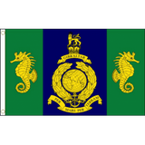 Logistics Regiment Royal Marines Flag - British Military