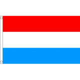 Luxembourg National Flag - Budget 5 x 3 feet