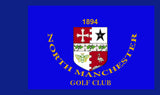 Golf Flags - Custom Print  - United Flags And Flagstaffs