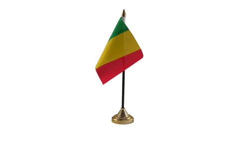 Mali Table Flag