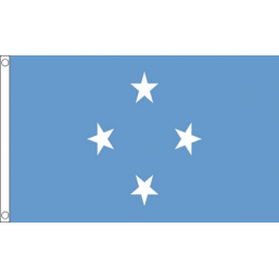 Micronesia National Flag - Budget 5 x 3 feet