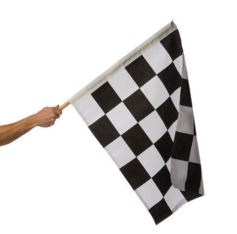 Motor Racing Flags - Chequered