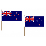 New Zealand Fabric National Hand Waving Flag