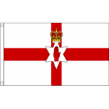 Northern Ireland National Flag - Budget 5 x 3 feet Flags - United Flags And Flagstaffs