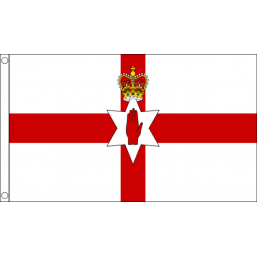 Northern Ireland National Flag - Budget 5 x 3 feet