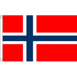 Norway National Flag - Budget 5 x 3 feet