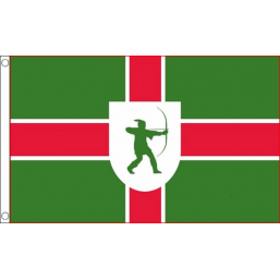 Nottinghamshire - British Counties & Regional Flags