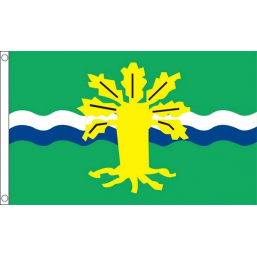 Nottinghamshire (old) - British Counties & Regional Flags