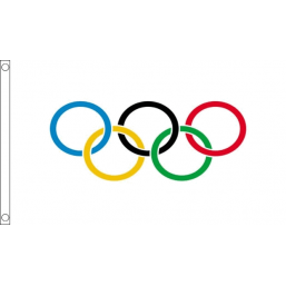 Olympic - World Organisation Flags