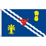 Oxfordshire - British Counties & Regional Flags