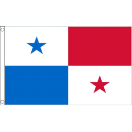 Panama National Flag - Budget 5 x 3 feet