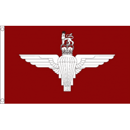 Parachute Regiment Flag - British Military Flags - United Flags And Flagstaffs