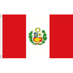 Peru National Flag - Budget 5 x 3 feet