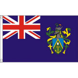 Pitcairn Islands National Flag - Budget 5 x 3 feet Flags - United Flags And Flagstaffs