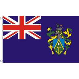 Pitcairn Islands National Flag - Budget 5 x 3 feet