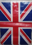 Plastic Union Flag Bunting