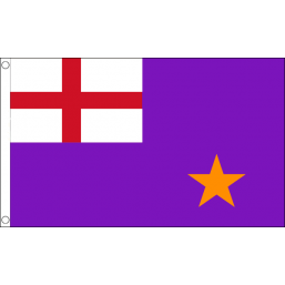 Purple Order Flag - British Military