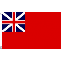 Red Ensign Colonial Flag - British Military Flags - United Flags And Flagstaffs