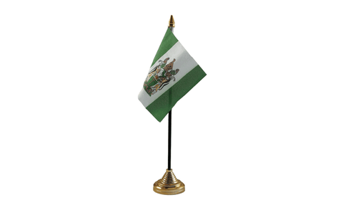 Rhodesia Table Flag