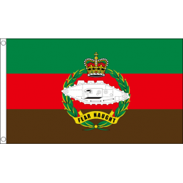 Royal Tank Regiment Flag - British Military