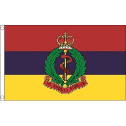 Royal Army Medical Corps Flag - British Military