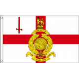 Royal Marines Reserve (London) Flag - British Military Flags - United Flags And Flagstaffs
