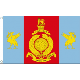 Royal Marines Reserve (Merseyside) Flag - British Military