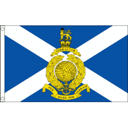 Royal Marines Reserve (Scotland) Flag - British Military