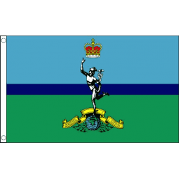 Royal Signals Corps Flag - British Military