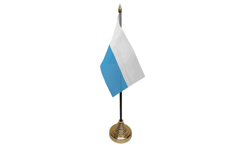 San Marino Table Flag